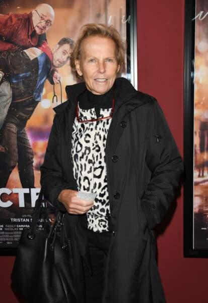 Christine Ockrent, depuis janvier 2015