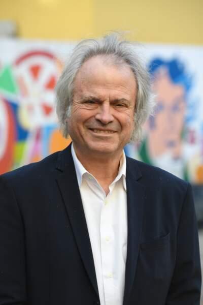 Franz-Olivier Giesbert, sociétaire depuis août 2014