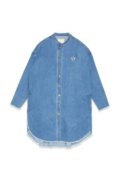 Robe chemise, Ottod'ame, 249 €.