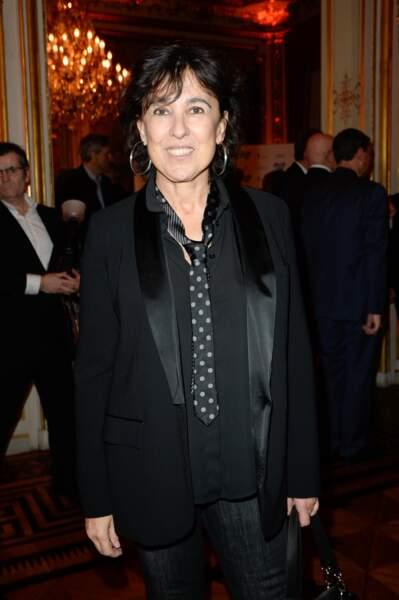 Isabelle Alonso, sociétaire de 1996 à 2000, retour de 2014 à 2015