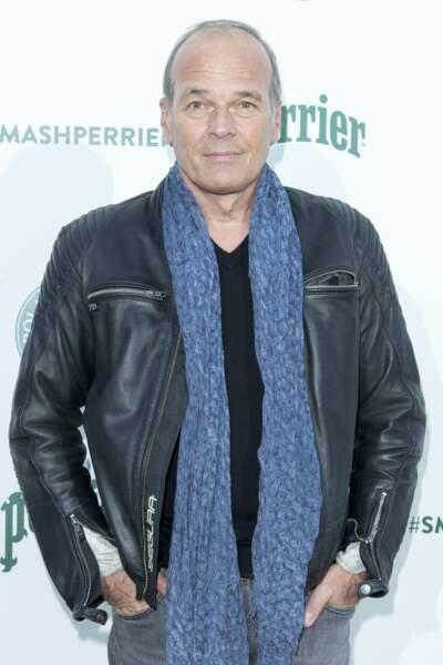Laurent Baffie, sociétaire en 1992, 1993, 1998, 1999, retour depuis 2013