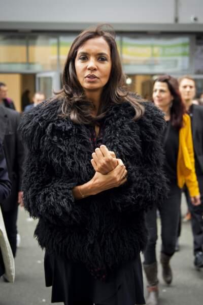 Karine Le Marchand, sociétaire depuis novembre 2014