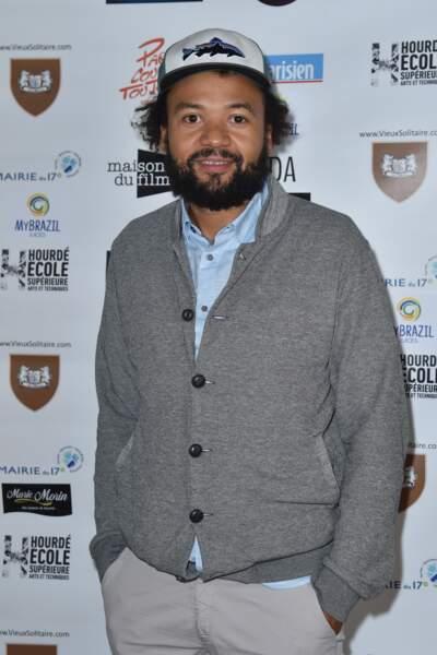 Fabrice Eboué, sociétaire depuis août 2014