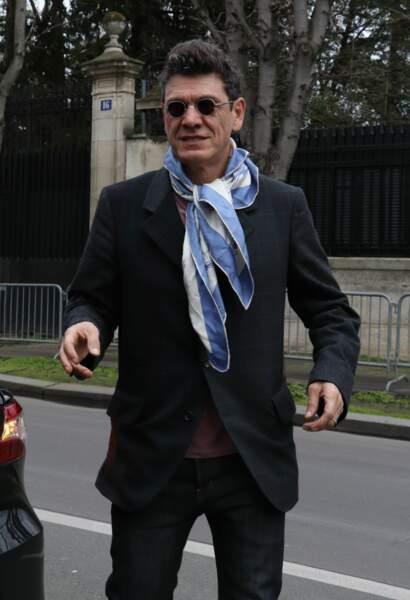 Marc Lavoine, sociétaire occasionnel depuis juin 2018