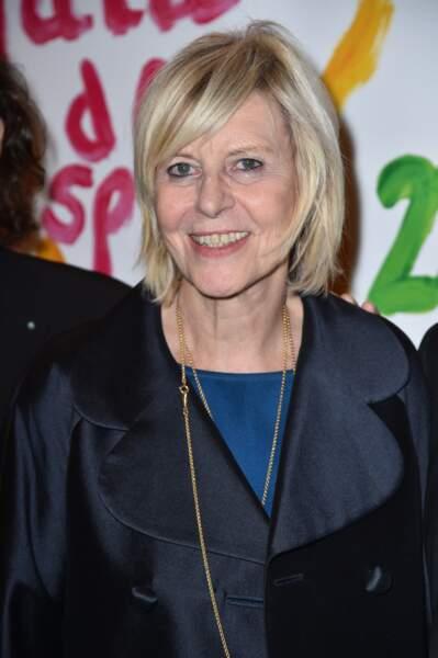 Chantal Ladesou, sociétaire depuis 2010