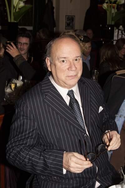 Marc Lambron, sociétaire depuis septembre 2019