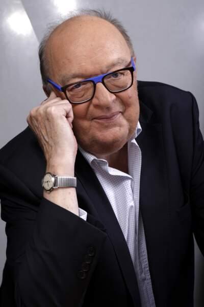 Bernard Mabille, sociétaire en 1985, 1991, 1992, retour depuis 2001