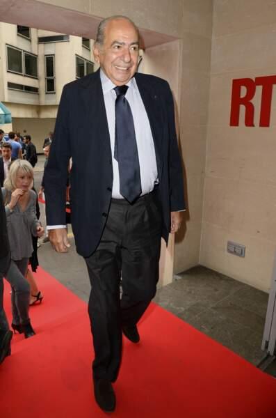Pierre Bénichou, sociétaire de 1999 à 2000, retour en 2014 jusqu'en 2020