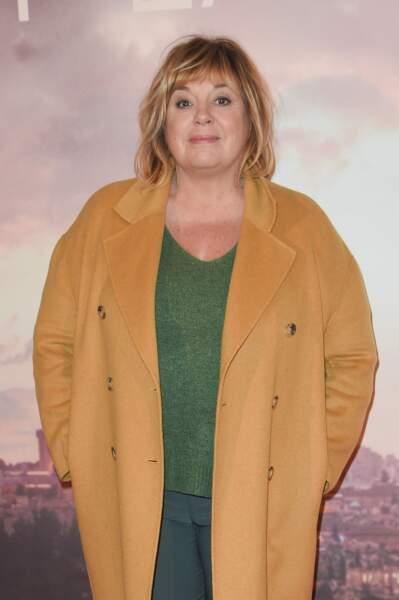 Michèle Bernier, sociétaire en 1983, retour depuis septembre 2014