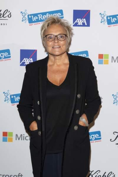 Muriel Robin, sociétaire en mars-avril 2018, retour depuis mars 2019