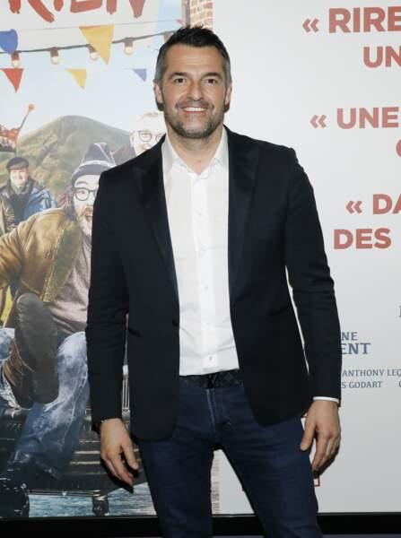 Arnaud Ducret, sociétaire depuis novembre 2014
