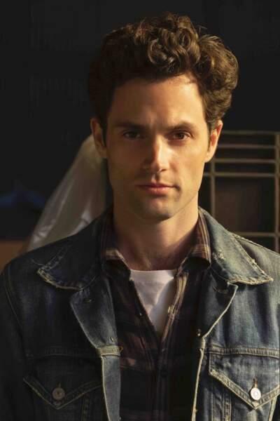 "Penn Badgley dans la série ""You"" (Netflix)"
