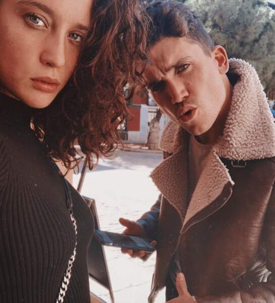 En quelques années seulement, María Pedraza et Jaime Lorente sont devenus de véritables stars.