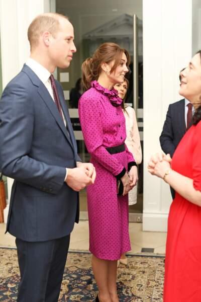 Kate Middleton : en visite à Dublin le 4 mars 2020