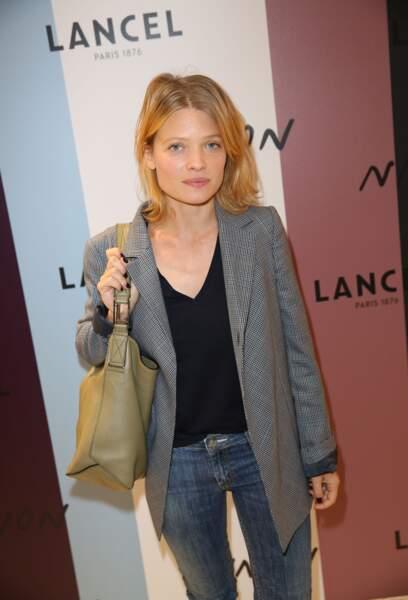 La comédienne française, Mélanie Thierry