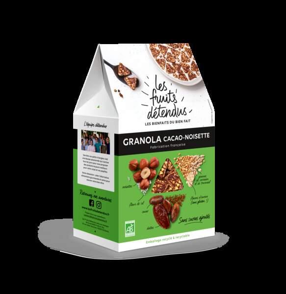 Cacao-Noisette, Pomme-cannelle, Figue-Abricot, Coco Amande, Cacao-Banane et Fraise-Framboise, 300 g, 6,90€ sur lesfruitsdetendus.fr