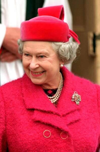 Elizabeth II en 1998