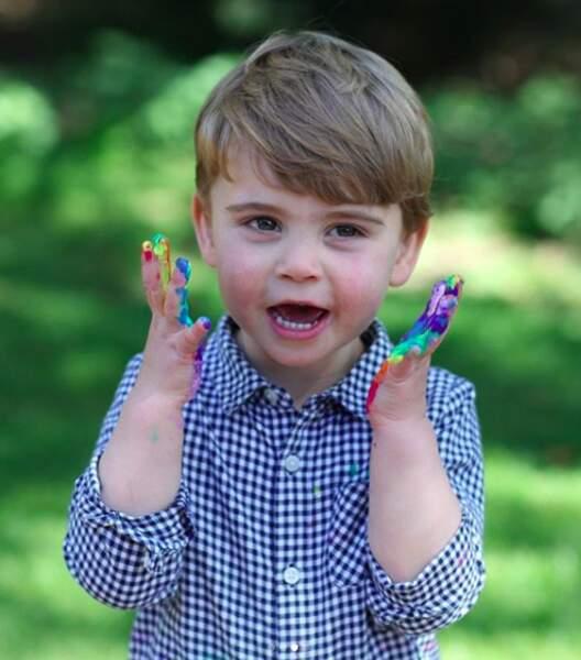 Le grand domaine permettra sans aucun doute au jeune prince de se dégourdir les jambes et de jouer avec ses ainés pour ce jour spécial.