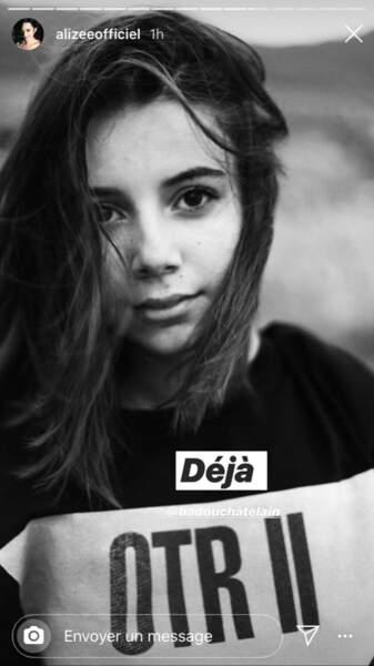 La jeune fille est également une star d'Instagram avec ses quelque 38 000 abonnés.