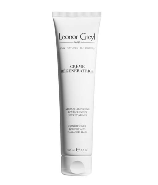 Crème Régénératrice pour cheveux secs et abîmés, Leonor Greyl, 4,30 €, leonorgreyl.com