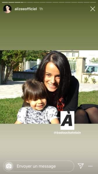 Alizée dévoile des photos de sa fille Annily pour ses 15 ans.