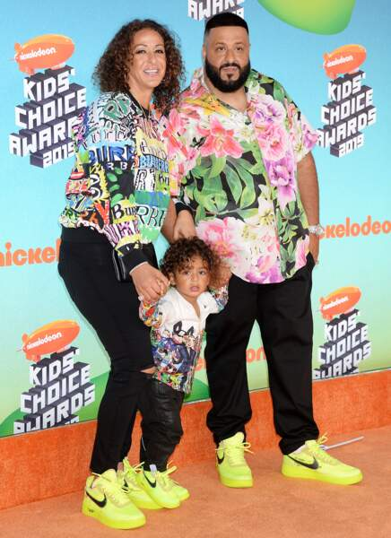 Nicole Tuck et DJ Khaled