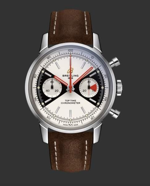 Top time limited edition, Acier-argent, 4 850€, Breitling