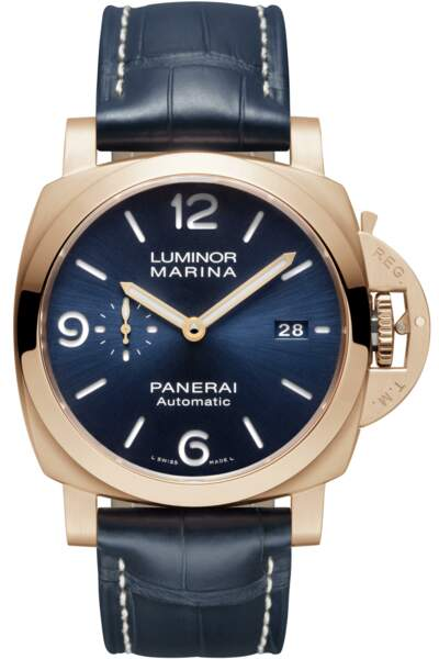 "Goldtech(tm) - 44MM, collection ""Luminor Marina"", 22 900€, Panerai"