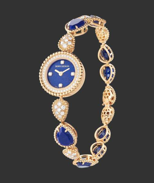 """Collection """"Serpent Bohème"""", or jaune sertie de diamants, prix sur demande, Boucheron"""