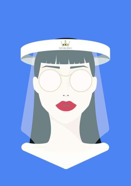 Nathalie Blanc, créatrice de lunettes - « Ma vision du futur »