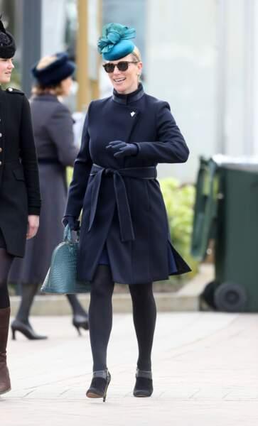 Zara Tindall est fidèle à la marque de lunettes de soleil Ilesteva.