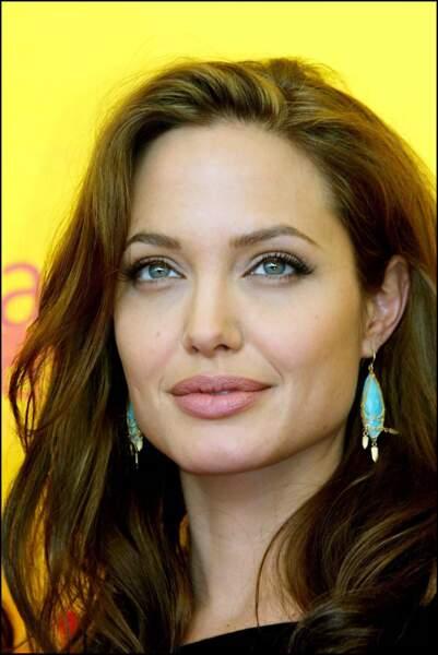 Angelina Jolie en 2004