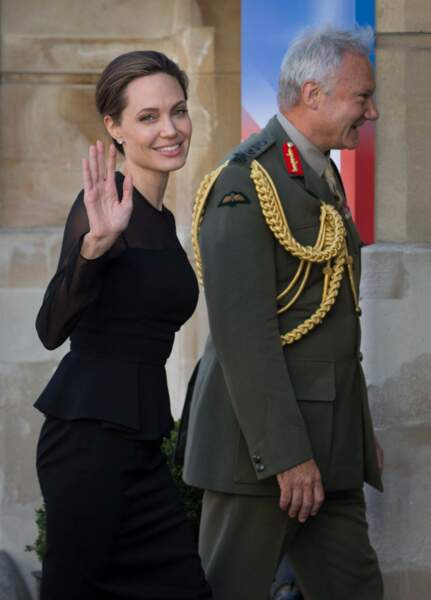 Angelina Jolie envoyée spéciale de l'ONU en 2016