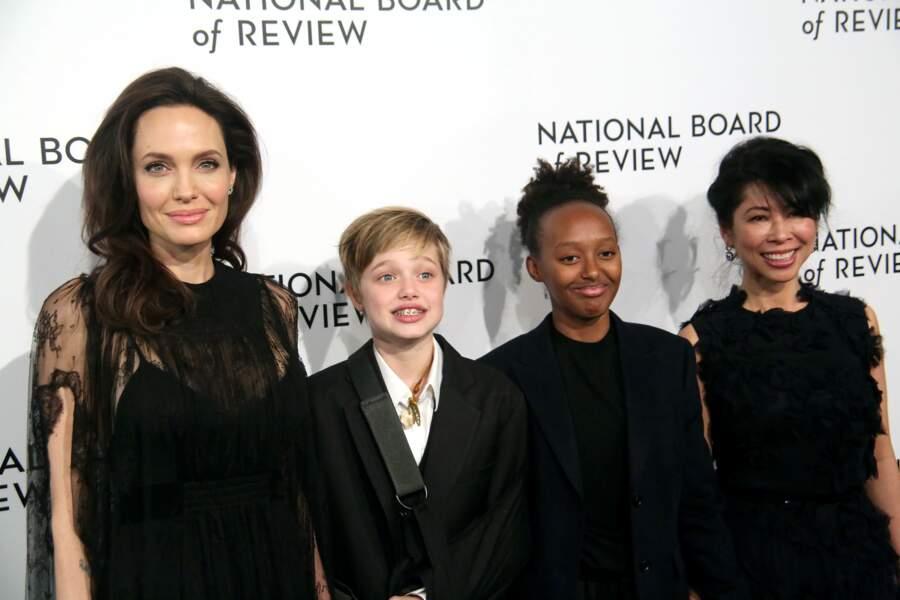 Angelina Jolie en 2018