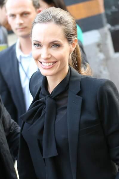 Angelina Jolie en 2013
