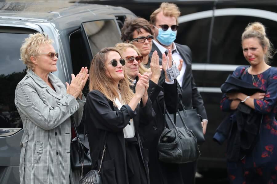 Muriel Robin, Victoria Bedos, Joëlle Bercot et Anne Le Nen
