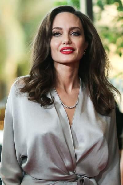 Angelina Jolie en 2017