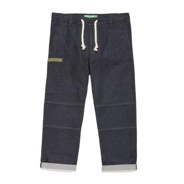 Pantalon, 79,95€, Benetton.