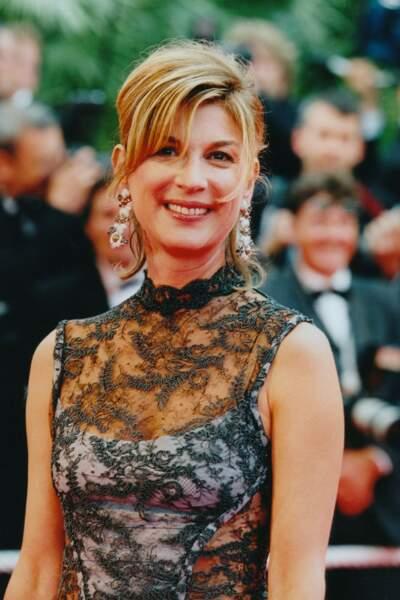 2000 : Michèle Laroque à Cannes