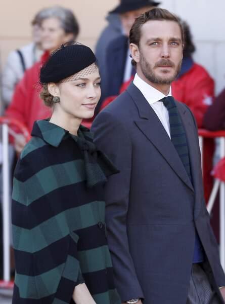 Mariés le 25 juillet 2015 à Monaco après huit ans d'amour, Beatrice Borromeo et Pierre Casiraghi se sont rencontrés en septembre 2017 au festival de Cannes.