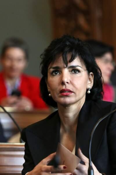En avril 2014, Rachida Dati est réélue maire du 7e arrondissement de Paris