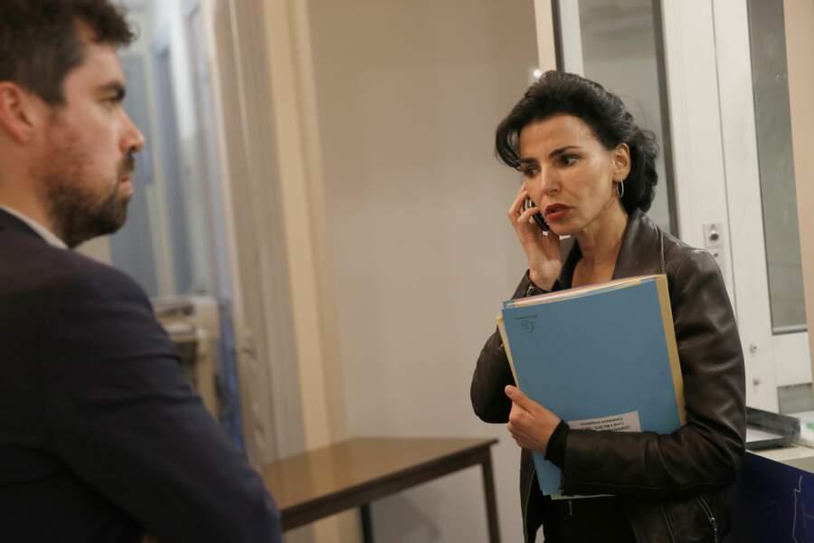 Le mois suivant, Rachida Dati réélue députée au Parlement européen