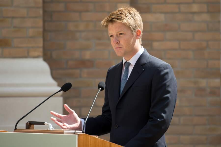 Hugh Grosvenor, duc de Westminster.