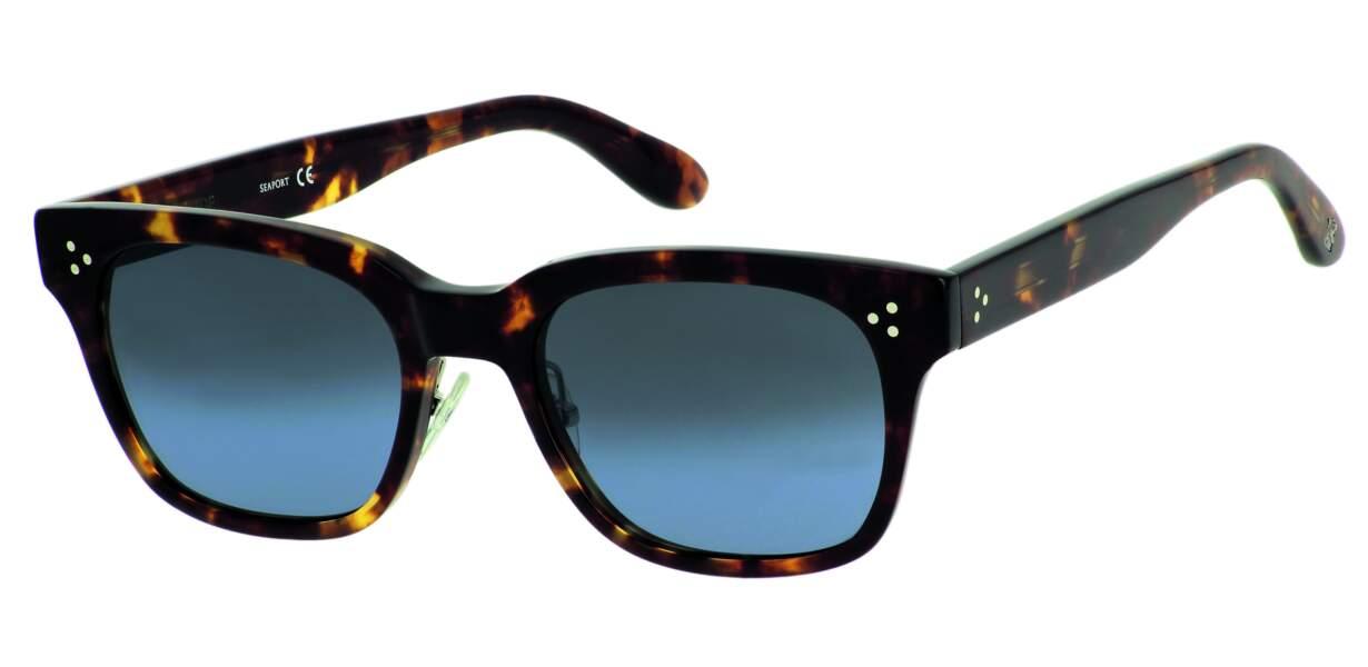 Lunettes de soleil, 209€, Paul &Joe Eyewear.