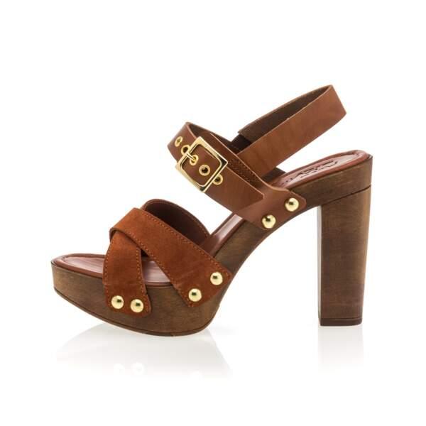 Sandales, 59,99€, Besson