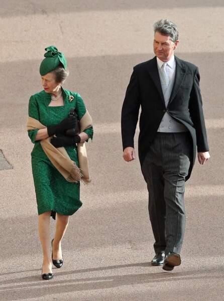 La princesse Anne et Timothy Laurence se sont mariés le 12 décembre 1992, à l'âge de 42 ans et 37 ans
