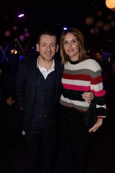 Dany Boon est actuellement en couple avec l'actrice Laurence Arné