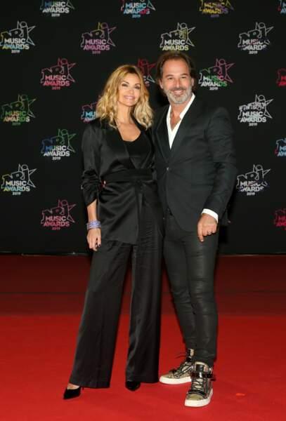 Ingrid Chauvin et Thierry Peythieu se sont mariés le 27 août 2011, elle avait 37 ans