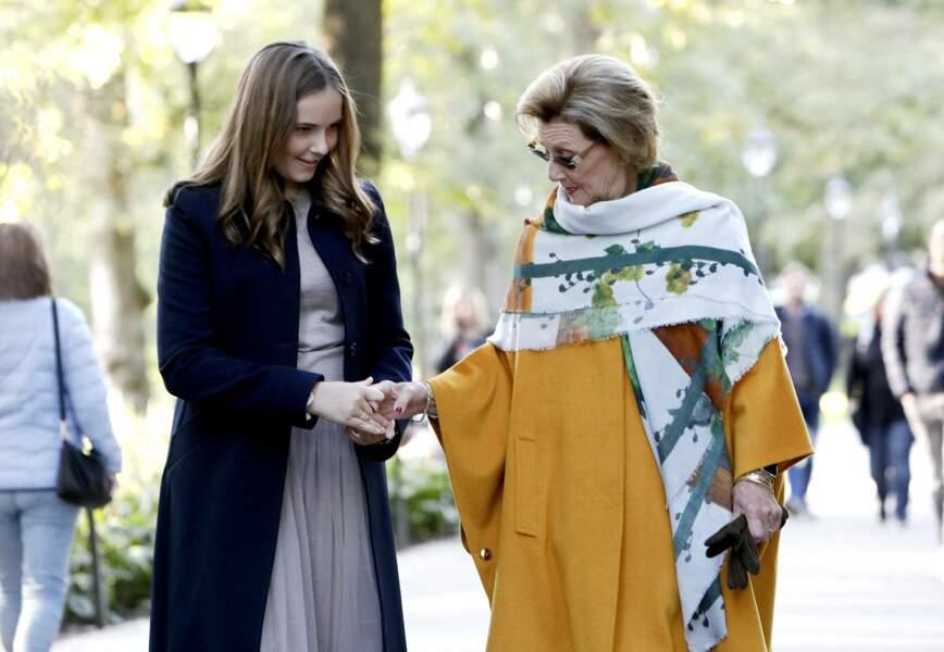 Déjà très investie, la princesse Ingrid Alexandra s'engage notamment pour la cause environnementale