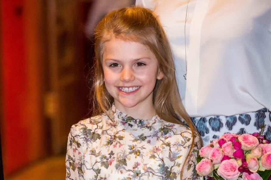 En Suède, la princesse Estelle montera sur le trone